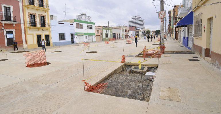 SIOP pide a SCyT agilizar la conclusión del Paseo Fray Antonio Alcalde