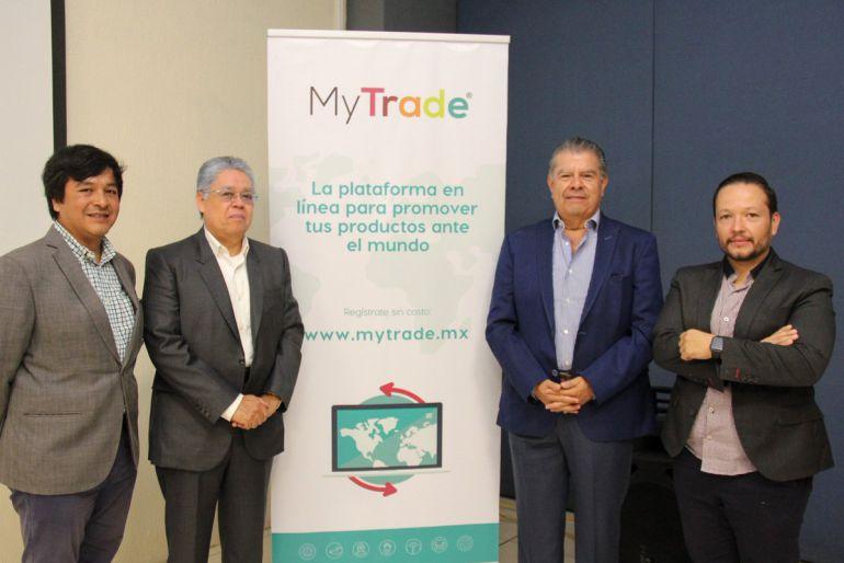 Lanzan plataforma My Trade en Jalisco