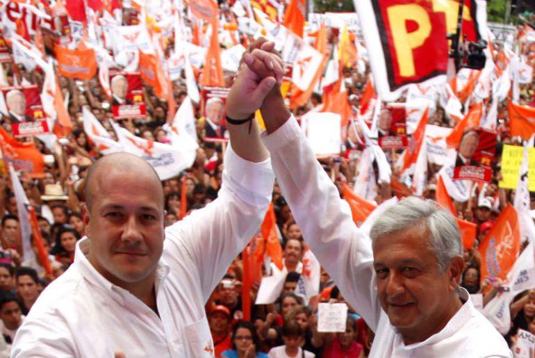 Alfaro anuncia reunión con Andrés Manuel López Obrador
