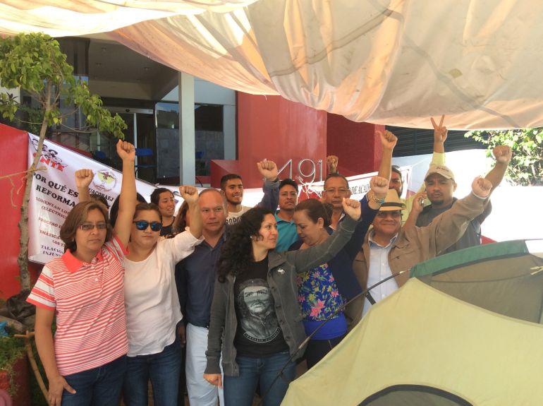 COBAEJ celebra posible cancelación de la Reforma Educativa