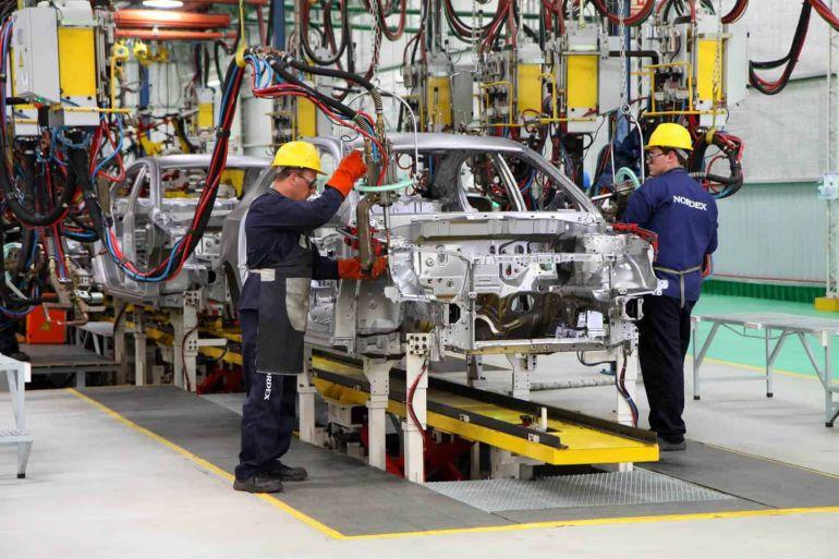 Preocupa a Sedeco el sector automotriz