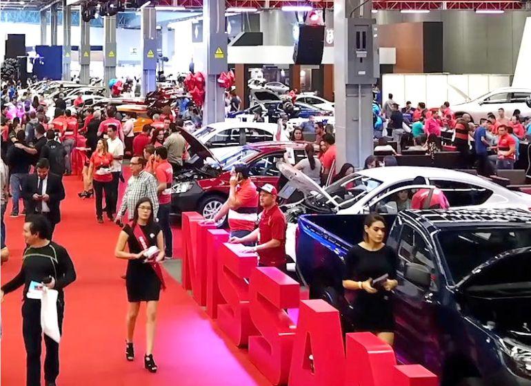 Guadalajara lista para recibir la Expo Autos 2018