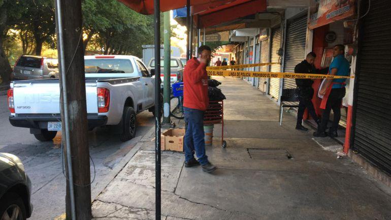 Lesionan a un joven en un asalto en Guadalajara