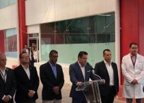Aristóteles anuncia la construcción de un nuevo refrigerador para el IJCF