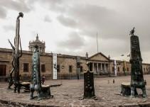 Obras y esculturas en Guadalajara son objetivo de robo