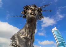Cerrará Programa de Arte Público con ocho obras en Guadalajara