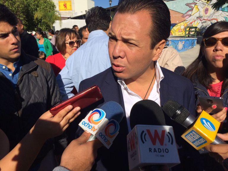 Presidente municipal de Zapopan anuncia nuevo director de Obras Públicas