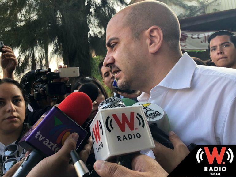 Anuncian nuevo contralor de Guadalajara