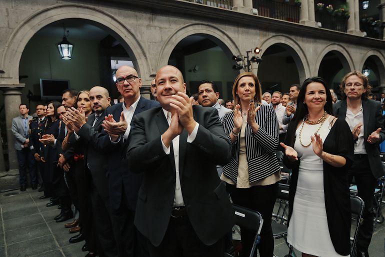 Rinden protesta nuevos alcaldes en Jalisco
