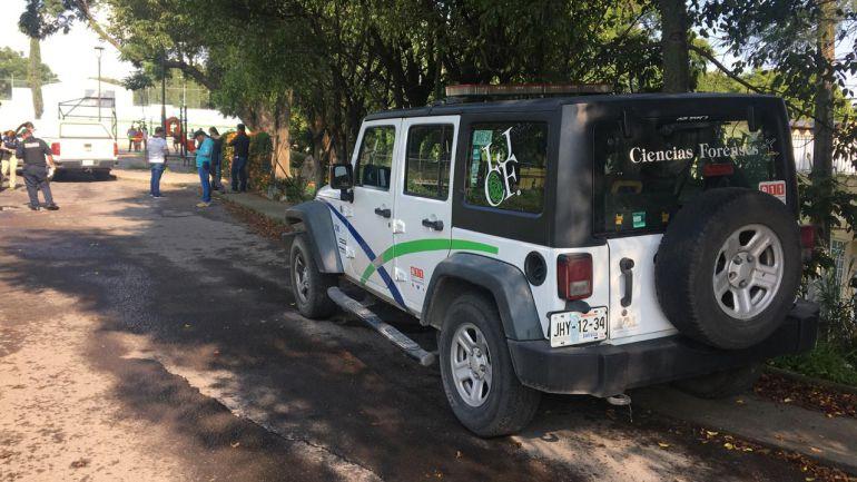 Abandonan cuerpos en Guadalajara