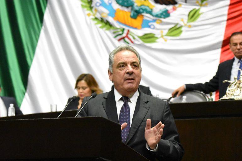 Macedonio Tamez en contra del polígrafo, posible fiscal de Jalisco