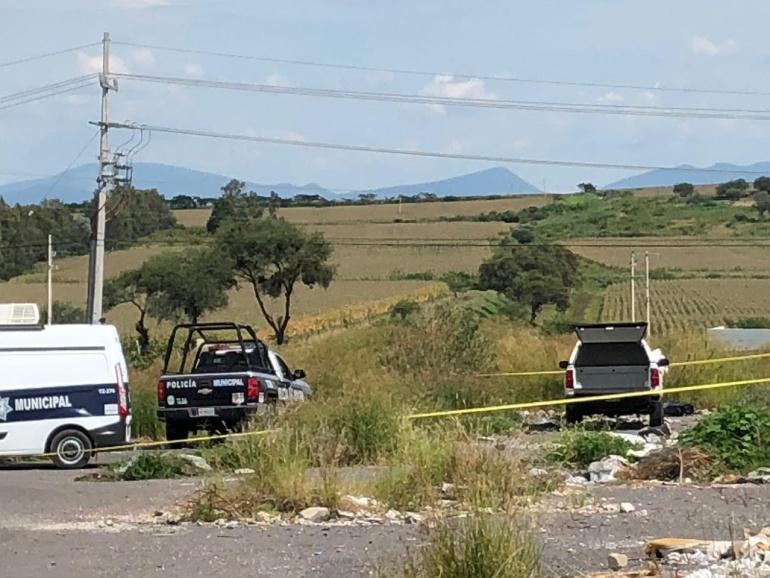 Localizan 4 cuerpos en Tlajomulco