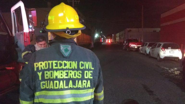 Por fuga de amoniaco desalojan a vecinos de la colonia San Carlos