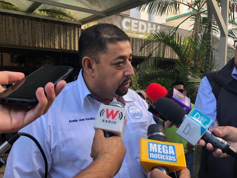 Transportistas presentan queja ante la CEDHJ