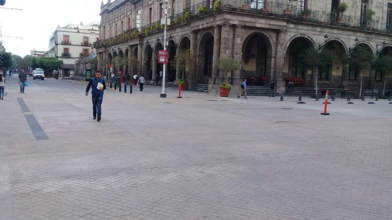 Ávila Camacho sí estará abierta el día de la Romería