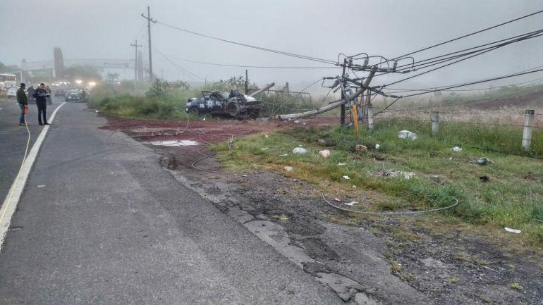 Atacan a policías federales en Tala; uno murió