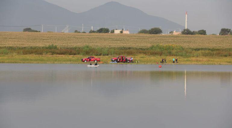Localizan ahogados a dos hombres en una presa en Tlajomulco