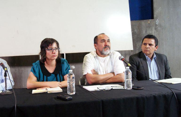 Protestan por despido de Víctor Castillo en la Dirección de Cultura