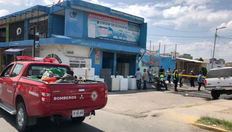 Asesinan a balazos a un joven en Tlajomulco