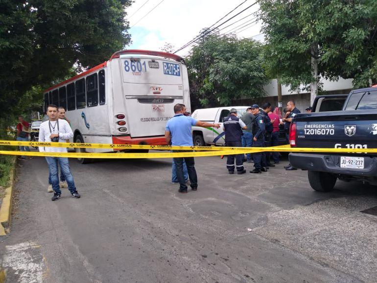 Liberan a conductor que atropelló a joven de UdeG