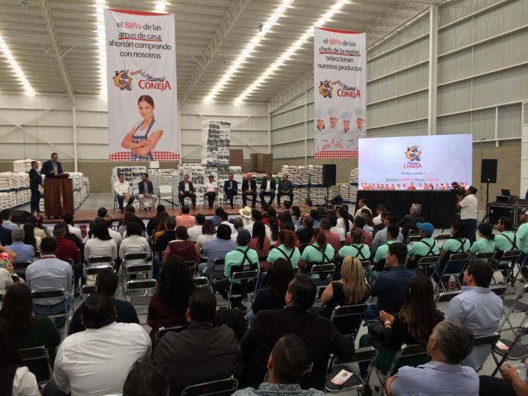 Inauguran Parque Industrial en Zapotlán el Grande