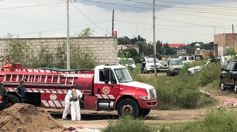 Asciende a 16 cuerpos hallados en fosa en Tonalá