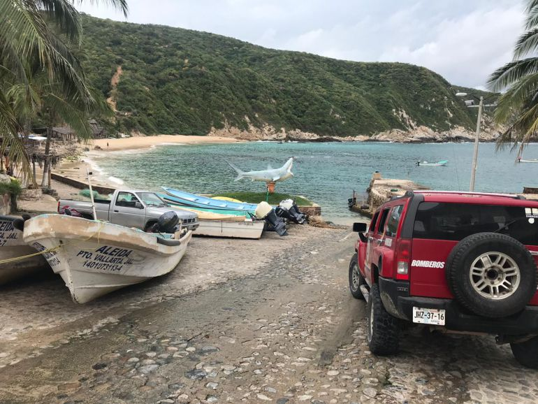 "Protección Civil de Jalisco implementa operativo por llegada de tormenta tropical ""Tara"""