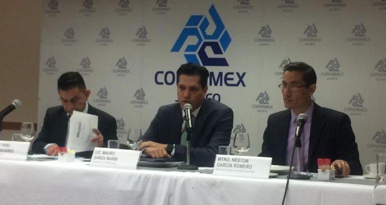 Tasa de desocupación en Jalisco al 3%: COPARMEX