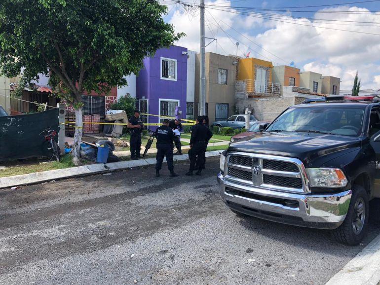 Segundo homicidio se registra esta mañana en Tlajomulco