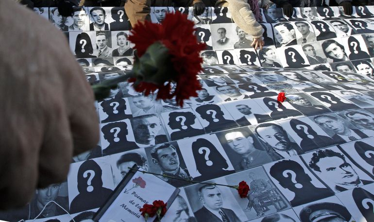 Fiscalía deberá entregar información de investigaciones por desapariciones forzadas