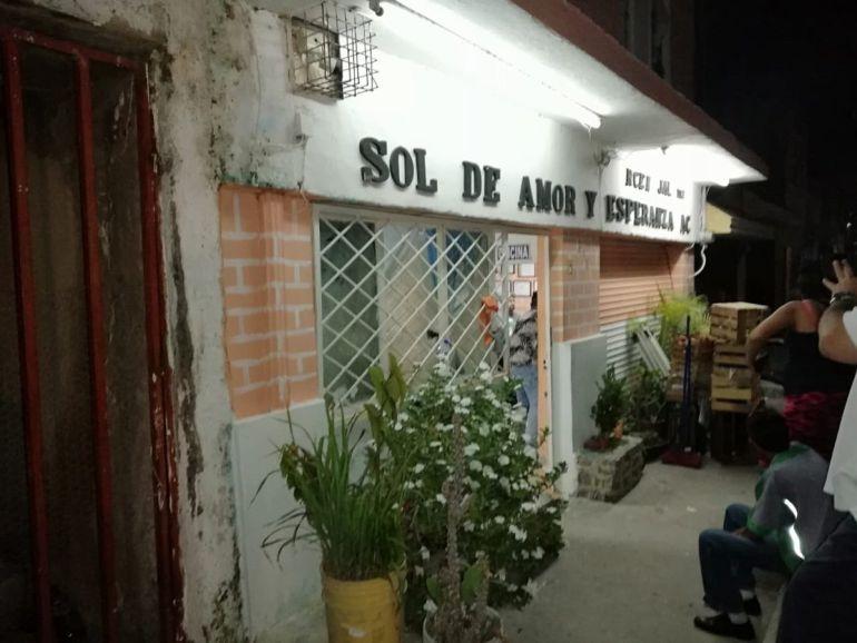 Internos de un centro de rehabilitación en Tonalá fueron liberados por un grupo armado