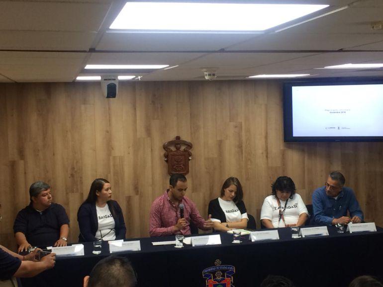 A través de 'La Brigada', la FEU busca prevenir delitos