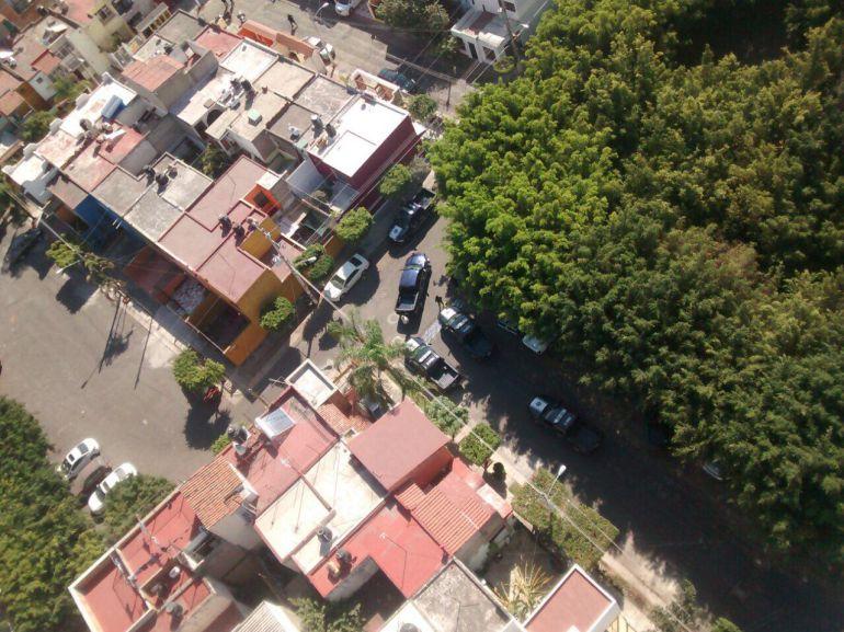 Vecinos de Jardines Alcalde denuncian robos de vehículos