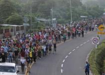 Hondureños tendrán que solicitar refugio político para entrar: EPN