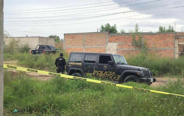 Van 19 cuerpos encontrados en fosas de Lagos de Moreno