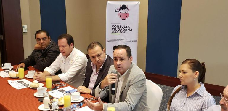 Proponen crear un consejo regulador de lácteos en Jalisco