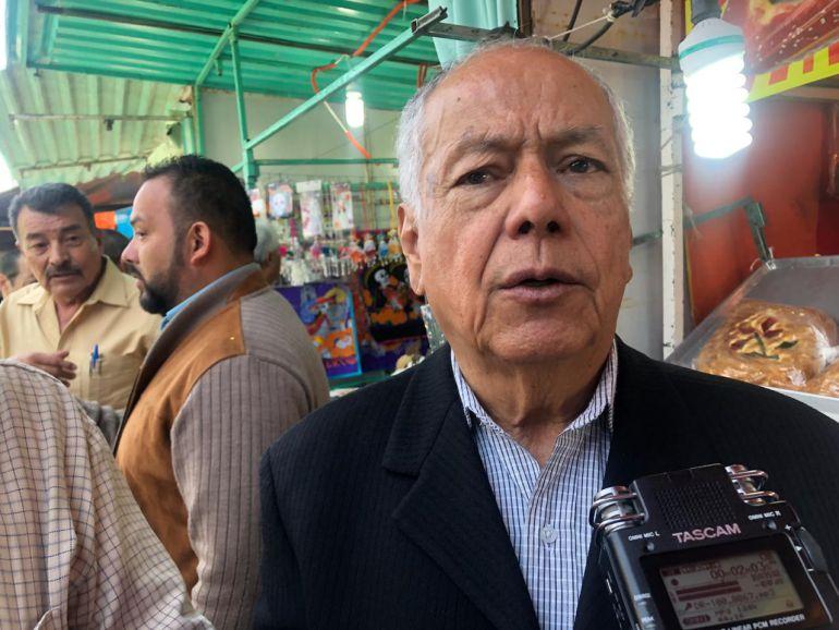 La consulta del NAIM es como un llamado a misa: CROC Jalisco