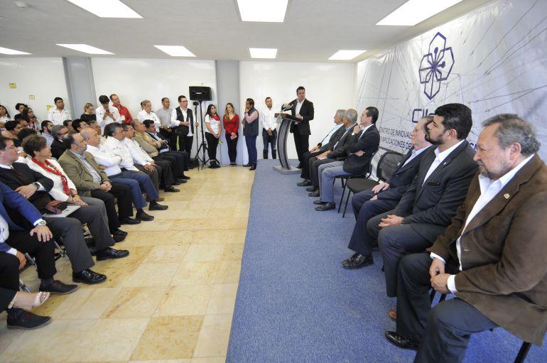 Inauguran Centro de Desarrollo de Aplicaciones en Jalisco