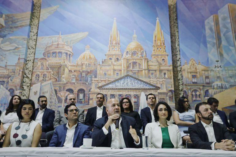 Alfaro aplaude decisión de magistrados en diputaciones plurinominales