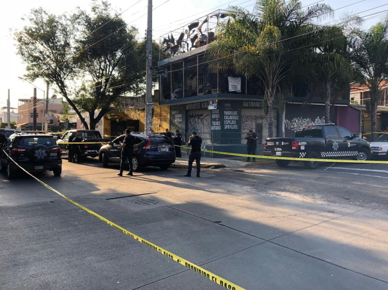 Se registra un asesinato en Guadalajara Oriente