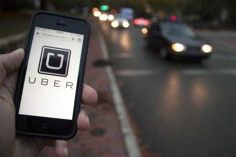 Uber sigue sin autorización para operar en Puerto Vallarta