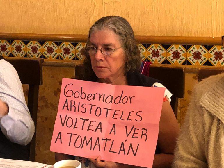 Tomatlán pide ayuda al gobierno del Estado tras el paso de Willa