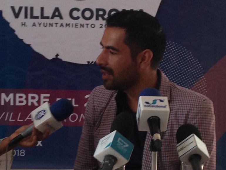 Villa Corona no cuenta con la confianza de gobiernos: alcalde