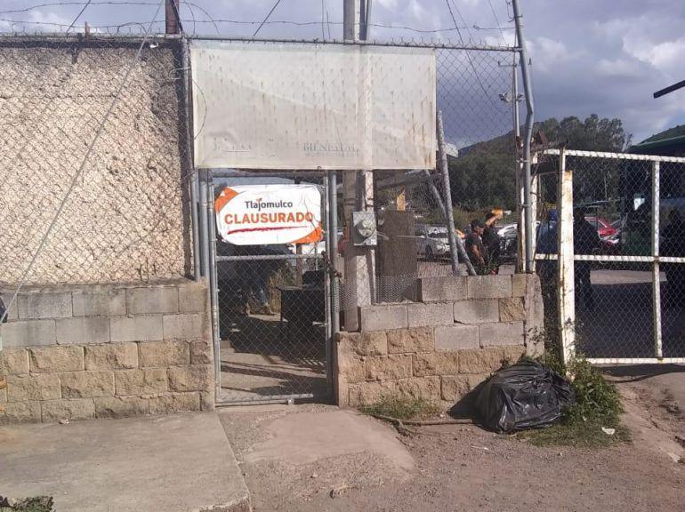 Cierran corralón de Tlajomulco, sin tener donde reubicar los vehículos