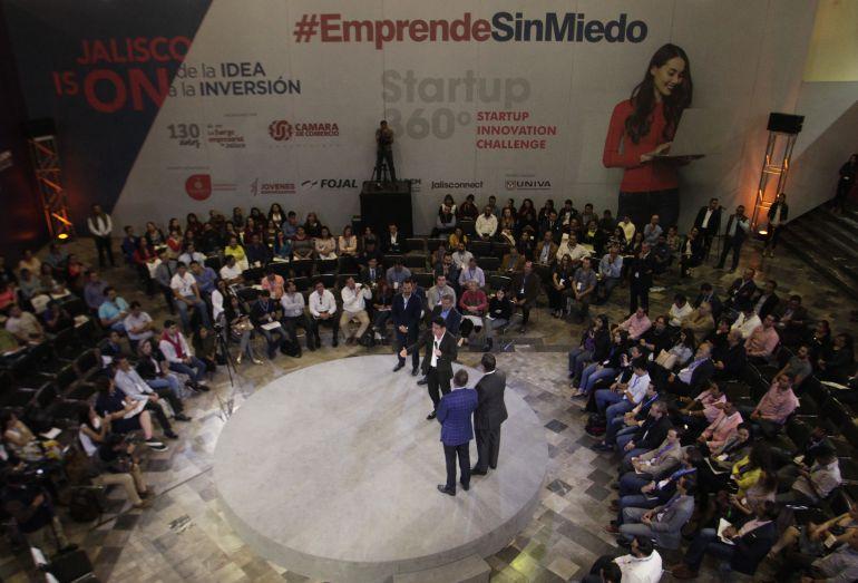 Gobernador destaca a emprendedores en el cierre de Jalisco Is On