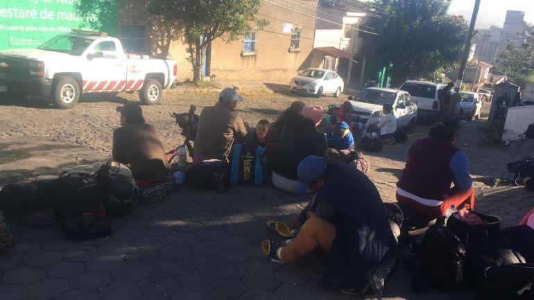 Jalisco espera segunda caravana masiva de migrantes