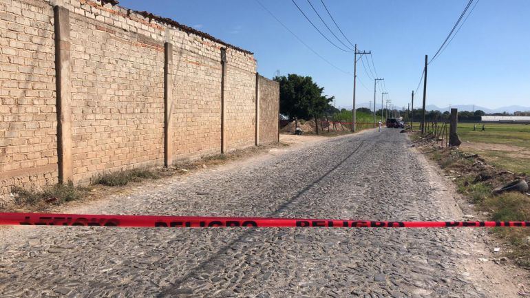 Hallan bolsa con restos humanos en Tlaquepaque