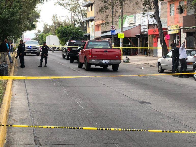 Asesinan a un conductor en un posible asalto conejero en Guadalajara