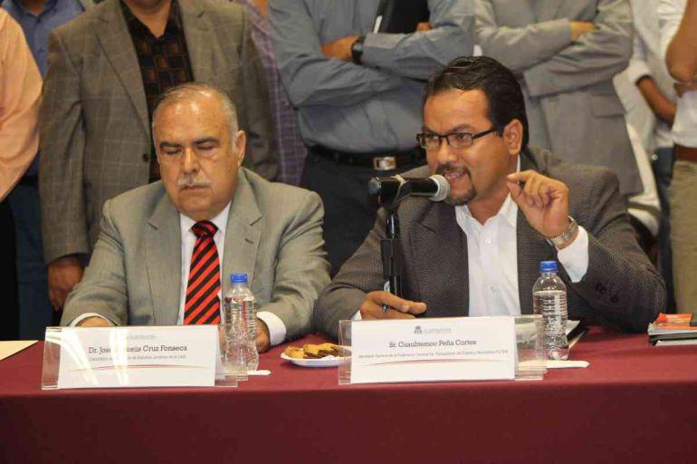 Denuncian malos manejos contra Sindicatos en Conciliación y Arbitraje