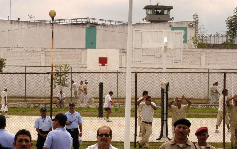 Dan a conocer guía de monitoreo preventivo de los centros penitenciarios